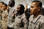 Commentary: Why immigrant service members should be valued, not feared