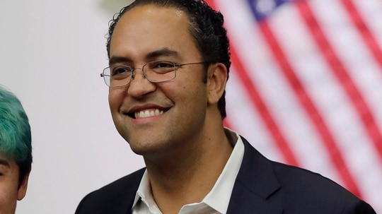 Congressman Will Hurd, one of few members with a background in technology, will not seek re-election in 2020. (AP Photo/Eric Gay)