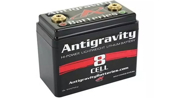 The Antigravity AG-801 eight-cell battery retails for about $160. (Antigravity)