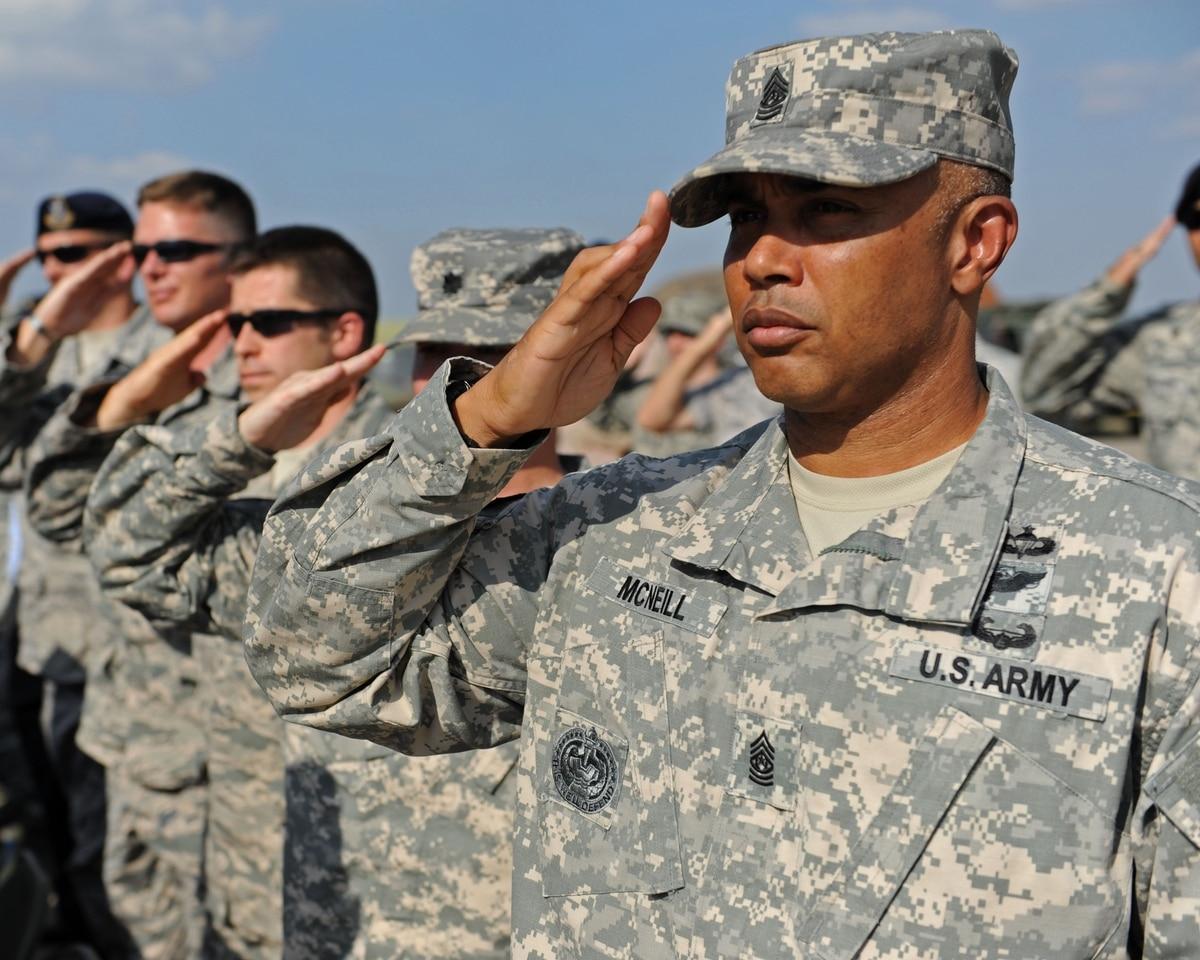 CSM guilty of wearing unearned Ranger tab, Pathfinder badge