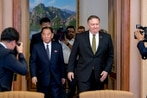 After talks, North Korea accuses US of 'gangster-like' demands