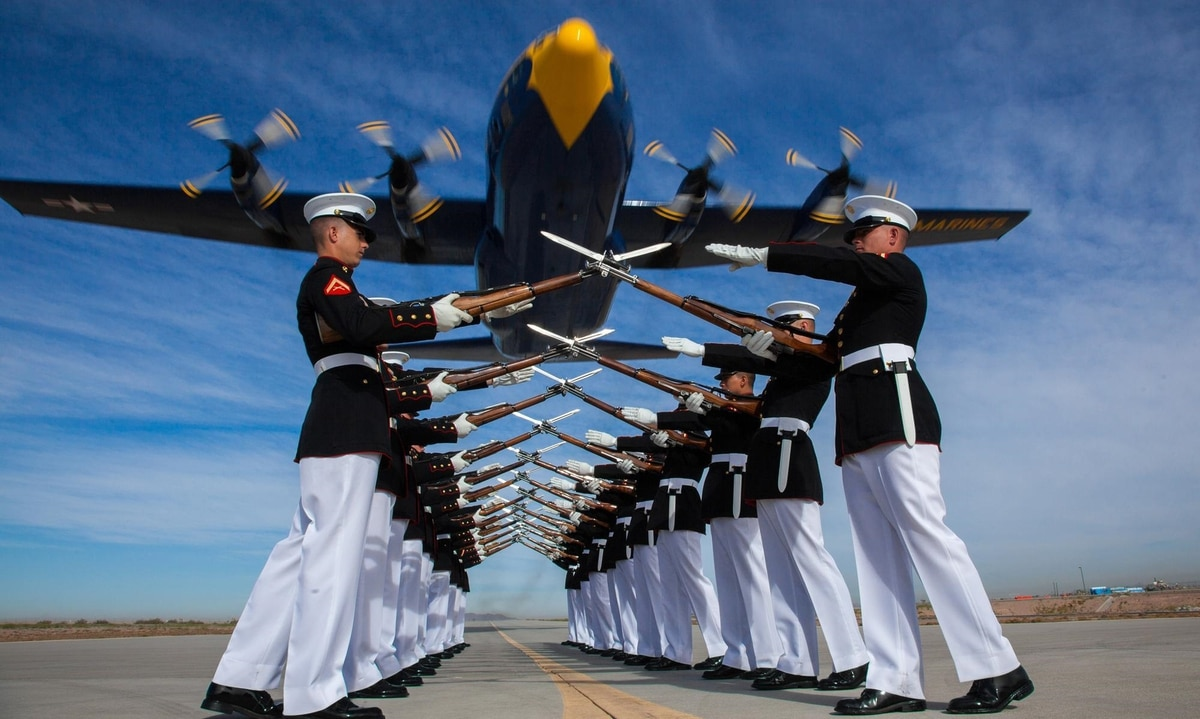 marine corps may replace the few the proud as its recruiting slogan