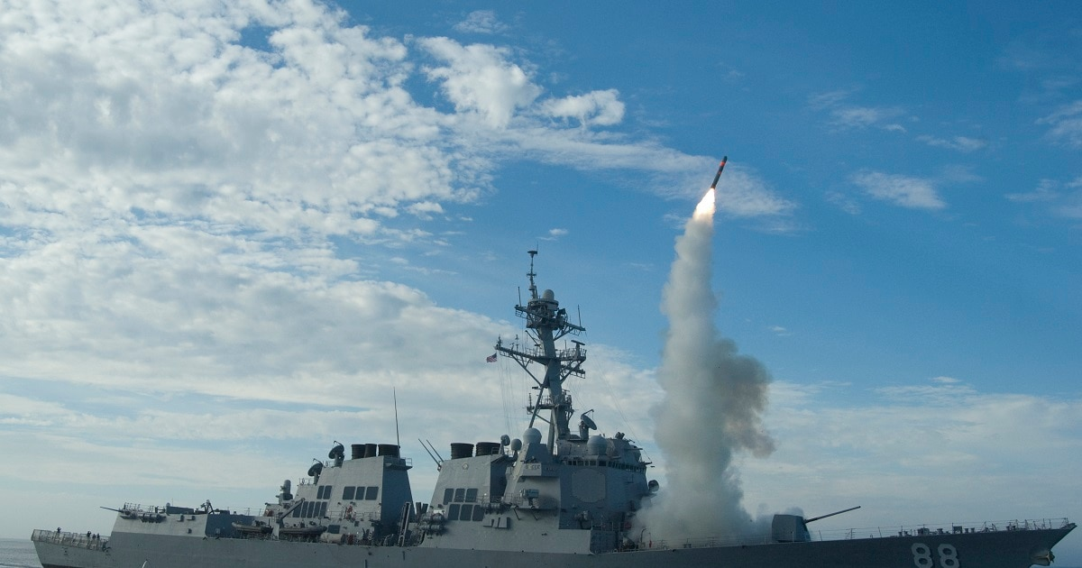 The Navy's new nuclear cruise missile starts getting real next year