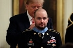 'We can do a little better for that soldier': A Green Beret just got his Silver Star upgraded to a Medal of Honor