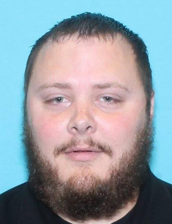 This undated photo provided by the Texas Department of Public Safety shows Devin Kelley, the suspect in the shooting at the First Baptist Church in Sutherland Springs, Texas, on Sunday, Nov. 5, 2017. (Texas Department of Public Safety via AP)