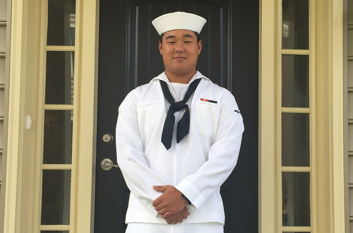 navy ids sailor who died after being struck by a propeller on the