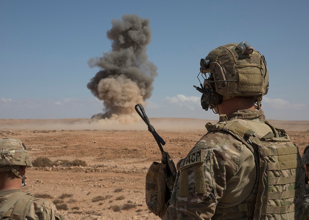 US Army • Combat Engineers • Breaching Is Our Job