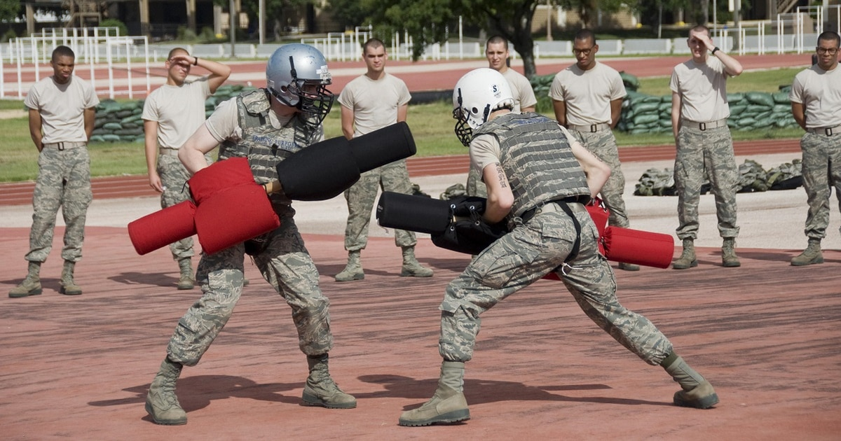 Air Force Fitness