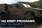 Here's why the Army cut some programs like the Chinook, JLTV and AMPV