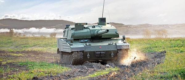 Western countries' reluctance to share certain technology with Turkey has impacted plans for the locally built Altay tank. (Otokar)