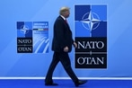Bipartisan bill would block Trump from quitting NATO without Senate's OK