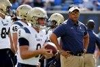 Navy head coach takes blame for lost season