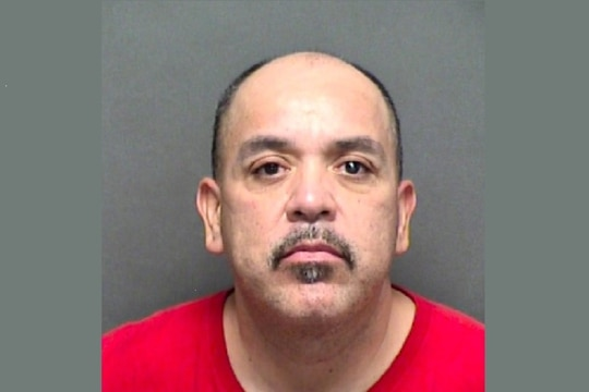 Mario Pena was arrested for making