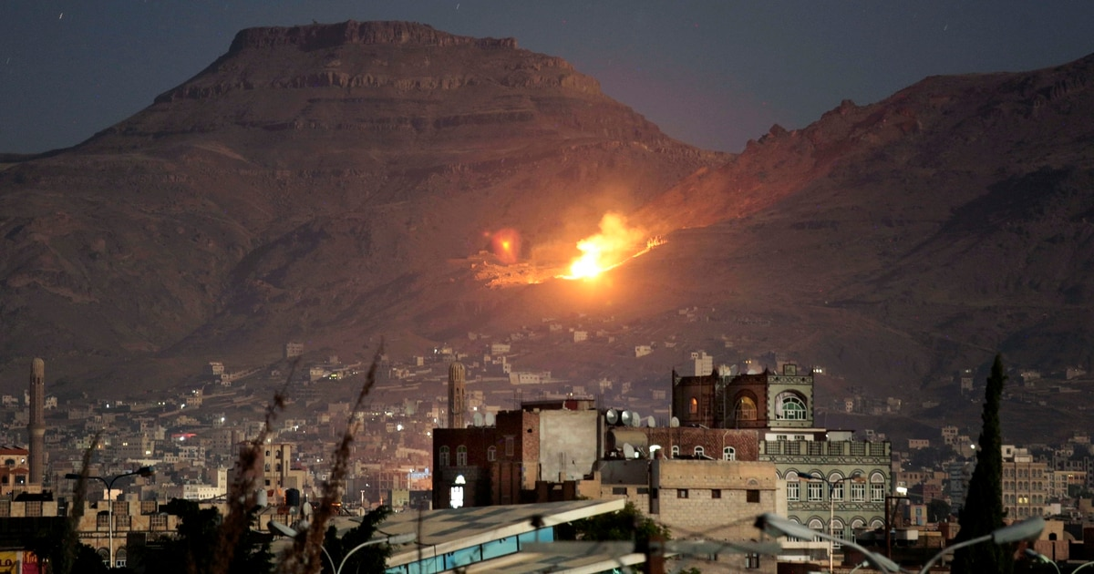 This classified operation supports the Saudi military campaign in Yemen
