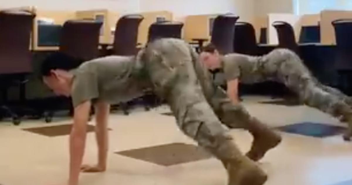 Cardi B S Wap Causes Controversy On Military Tiktok