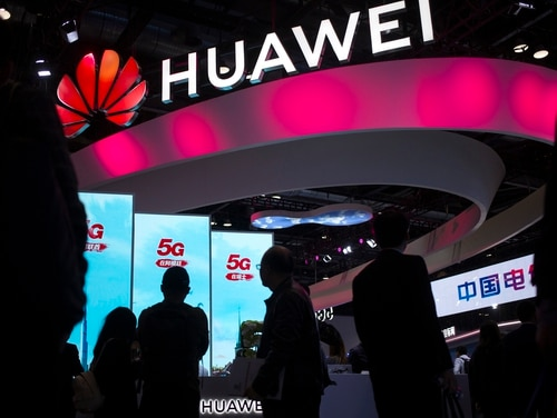 The Trump administration wants allies not to use Huawei in their 5G networks. (Mark Schiefelbein/AP)