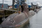 All of Germany's submarines are currently down