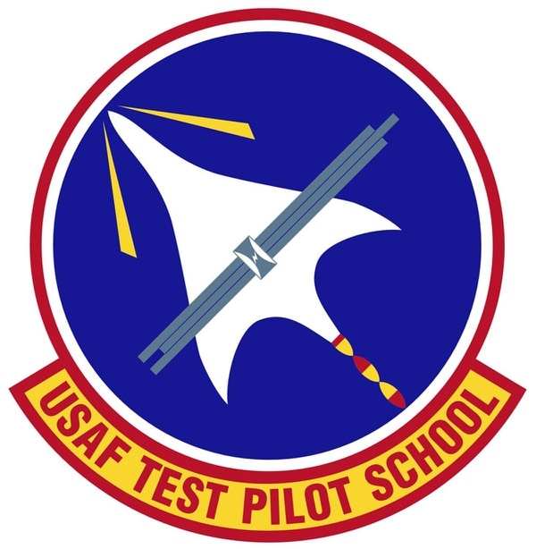 The U.S. Air Force Test Pilot School patch. (Air Force)