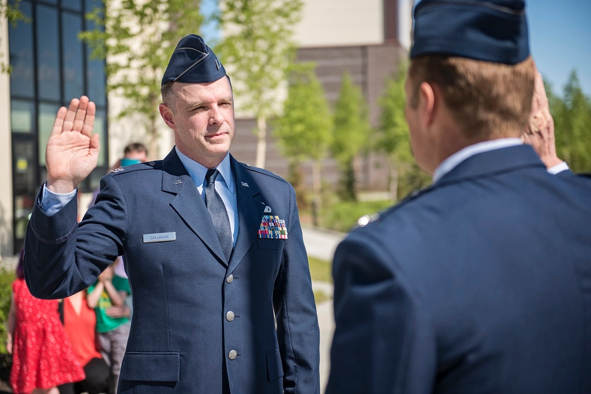 New Air Force Uniform 2020.Air Force Officer Performance Eval Overhaul Could Be Done By