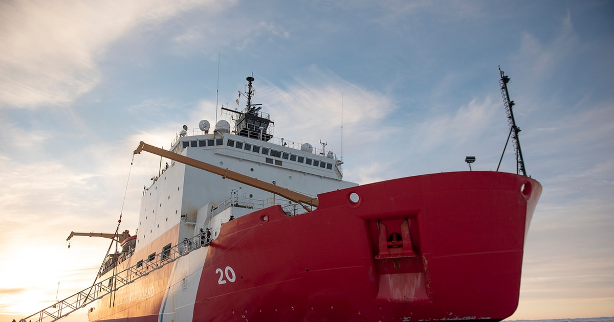 Polar icebreakers are key to America's national interest