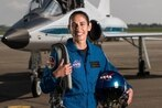Marine Cobra pilot aims for new stars as an astronaut candidate