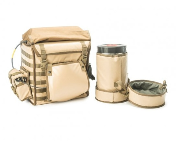 The Golden Hour Ambulatory Rescue Pack, or