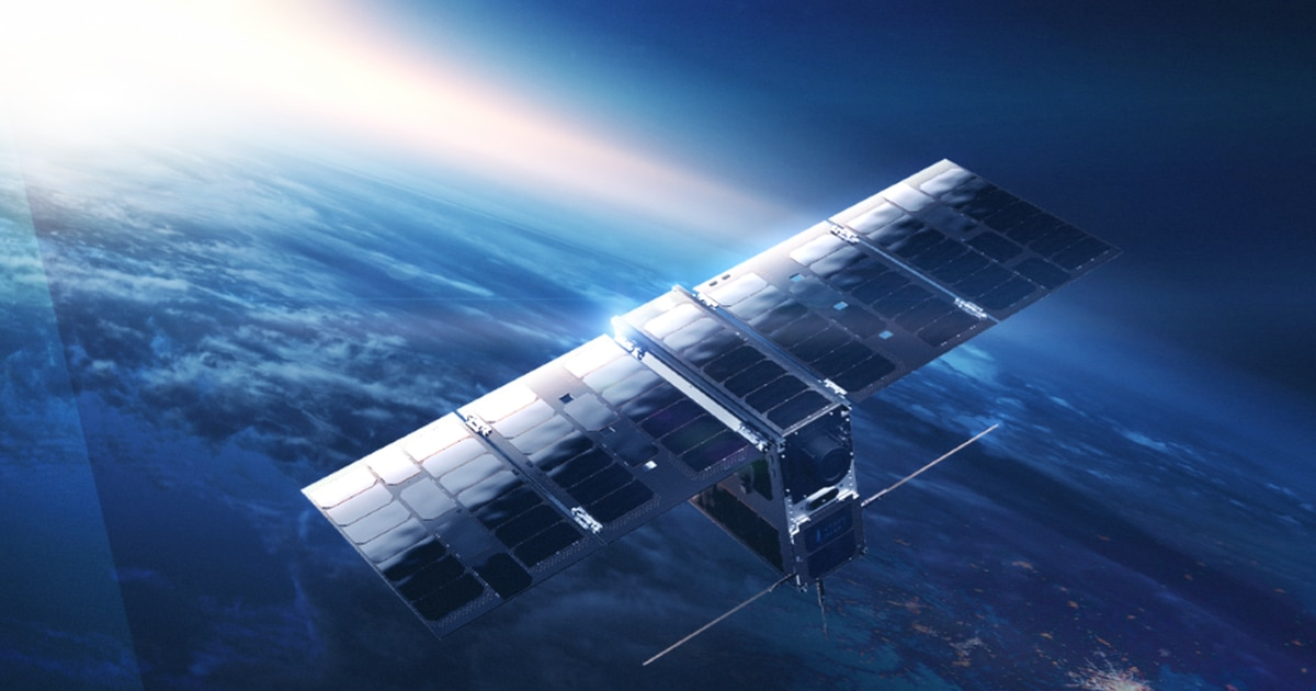 Hypergiant is building a reprogrammable satellite constellation with the Air Force