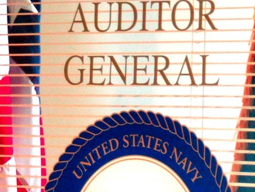 The Naval Audit Service could face a 70 percent cut to its funding in the next two fiscal years, raising internal concerns about oversight of the Department of the Navy. (Navy)