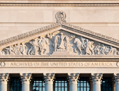 The Inspector General for the National Archives and Records Administration found