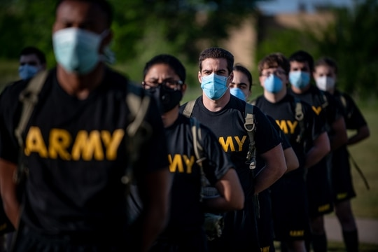 Two lawmakers warn that hastily passing out money is simply not the solution to a complex problem like that of the coronavirus pandemic. (Sgt. Dustin D. Biven/U.S. Army)