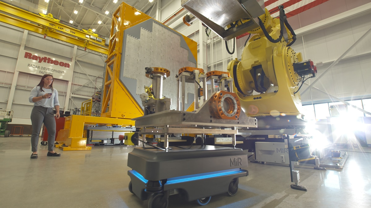 Raytheon builds massive radar development facility complete with