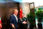 Shanahan to call out China over South China Sea