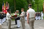 US Marines' bravery at Battle of Belleau Wood marked 100 years later