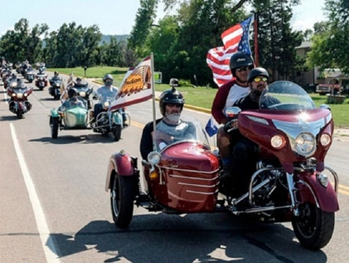 Indian Motorcycles' support for the troops is going international later this month. (Indian Motorcycles)