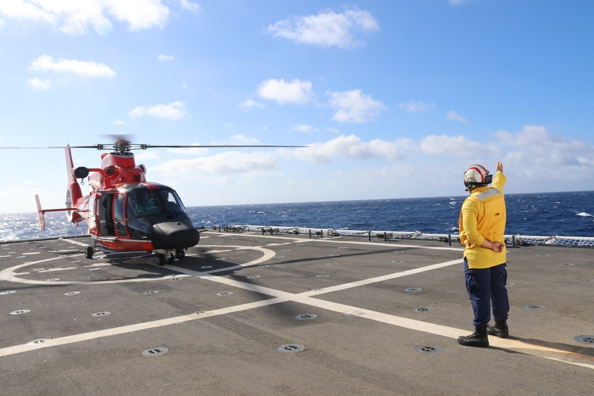 coast guard would bear the brunt of latest government shutdown